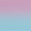 Bedruckter elastischer Tüll mit Ombré Farbverlauf caribic-flieder