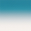 Bedruckter elastischer Tüll mit Ombré Farbverlauf weiß-caribic