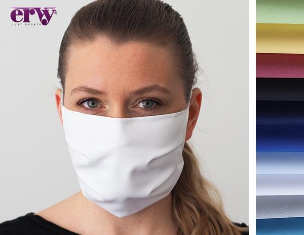 Mund-Nasen-Masken, Stoffmasken, Community Masken, Texilmasken, Nachhaltige Masken, Viele Farben