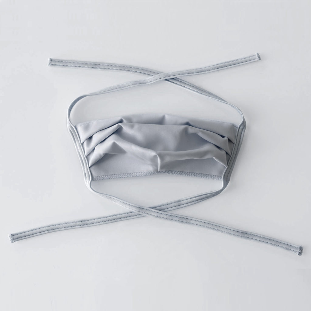 nachhaltige farbige Mund-Nasen-Maske vom deutschen Hersteller ERVY