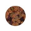 ERVY Turnanzug Veredelung mit Pailletten in der Farbe holo-kupfer