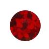 ERVY Turnanzug Veredelung mit Pailletten in der Farbe holo-rot
