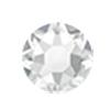 ERVY Turnanzug Veredelung mit Strasssteinen in der Farbe Crystal