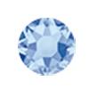ERVY Turnanzug Veredelung mit Strasssteinen in der Farbe Light Sapphire
