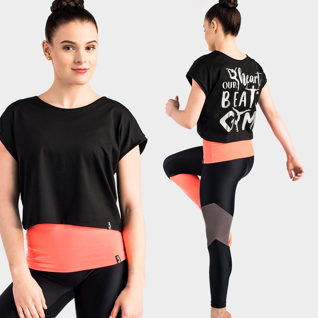 Fitness-Outfit für Workouts und Training vom deutschen Hersteller ERVY