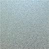 Elastischer Transferdruck Glitzer silber-gleamy