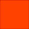 Elastischer Transferdruck orange